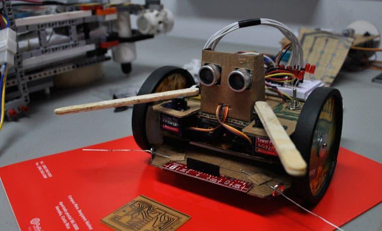Estudiantes aprenderán robótica en 36 colegios de áreas vulnerables