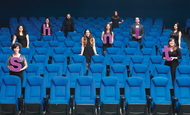 Cineastas centroamericanos a competencia