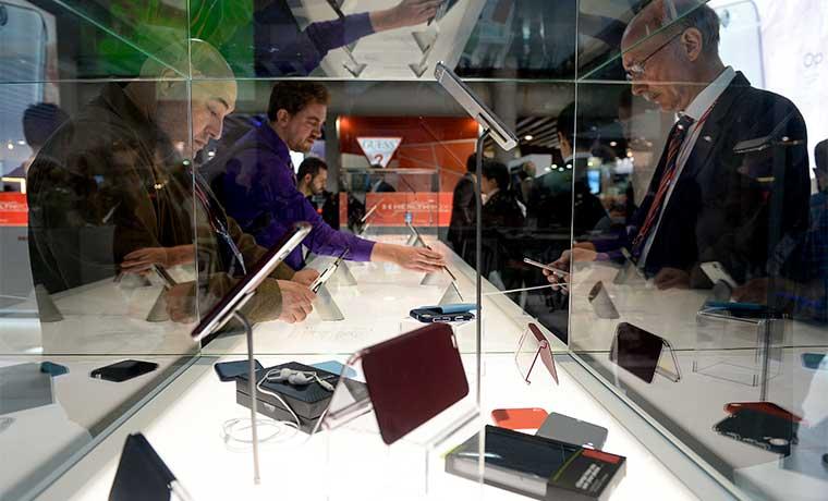 Samsung y LG revelaron sus nuevos smartphones