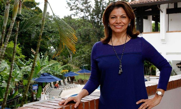 Laura Chinchilla expresa temor de que Trump gane elecciones en EE.UU.