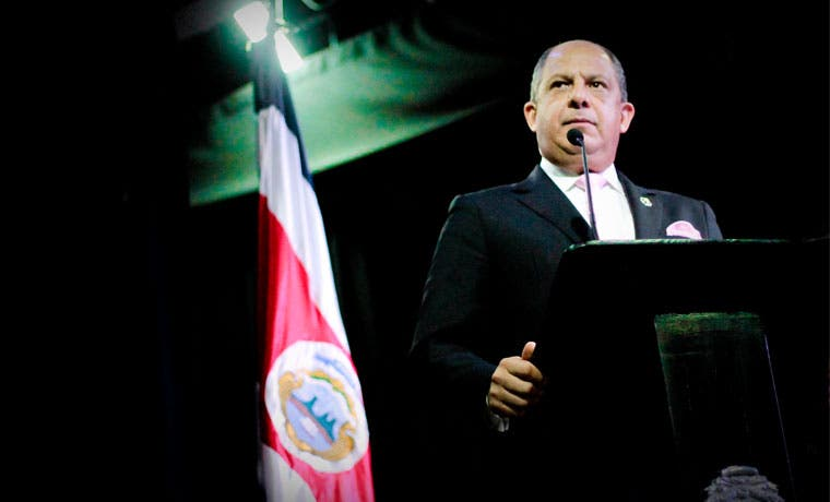 Gobierno de Solís con leve repunte en aprobación popular