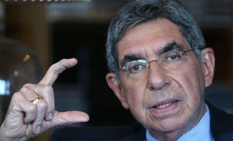 Oscar Arias, la figura política con mejor reputación entre los costarricenses