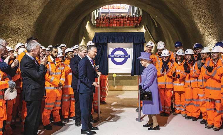 Línea Elizabeth será la nueva ruta de subterráneo en Londres