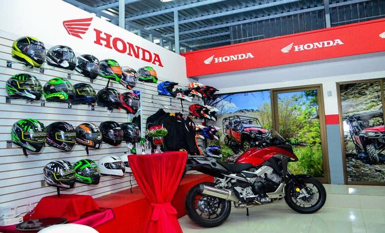 Honda abre nueva tienda de motos en Heredia