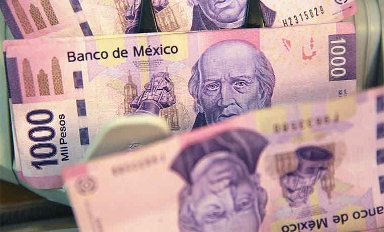 Recuperación del peso mexicano será breve