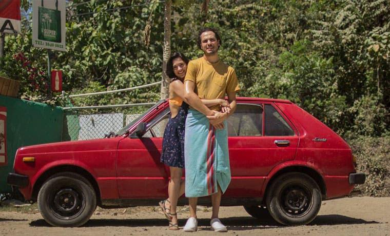 Hernán Jiménez presentó el tráiler de su nueva película