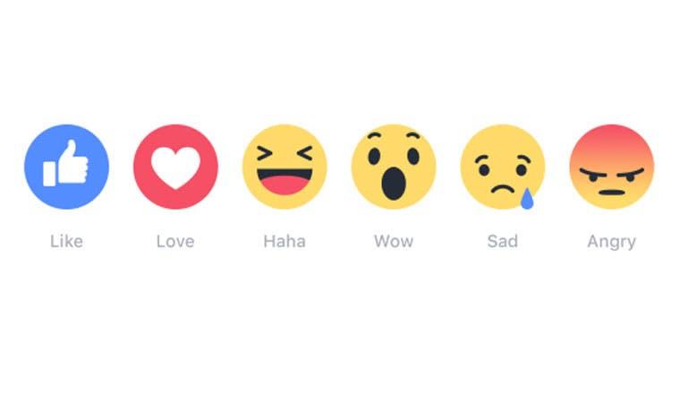 Facebook agrega más emociones para expresar