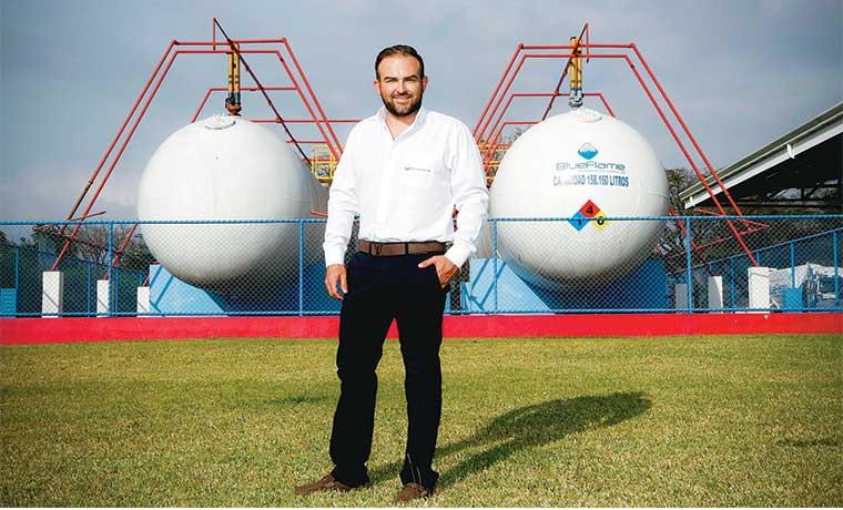Competidores de Gas Zeta invierten en nuevas plantas
