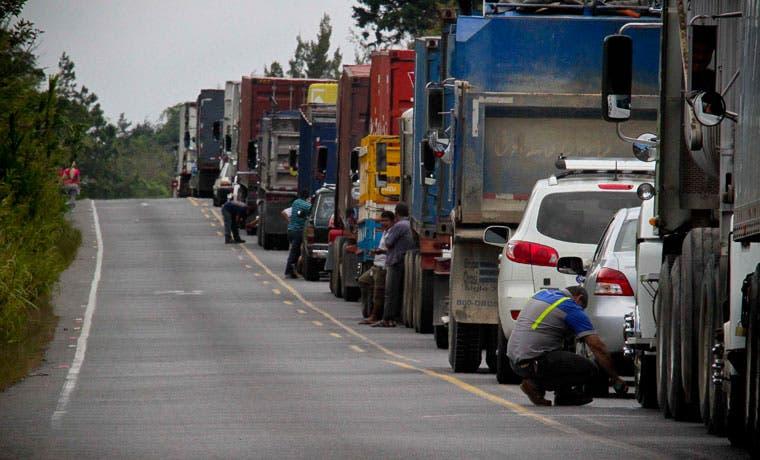 Carretera Braulio Carrillo permanecerá cerrada 5 y 6 de marzo por reparación