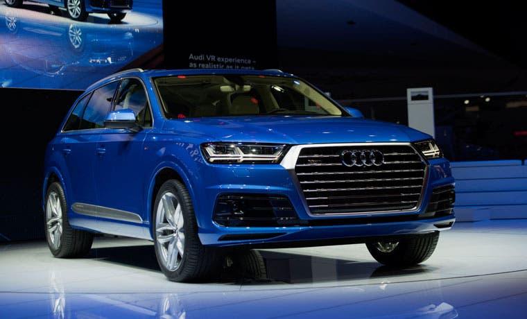 Audi lanza SUV de todos los tamaños para destronar a BMW