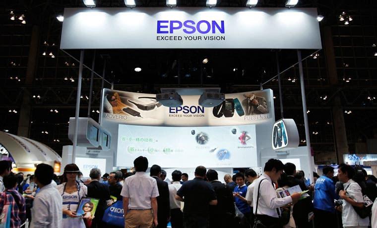 Epson gana premio Thomson Reuters a la innovación