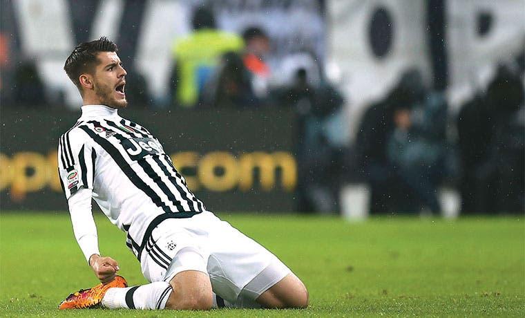 Juventus en fuga