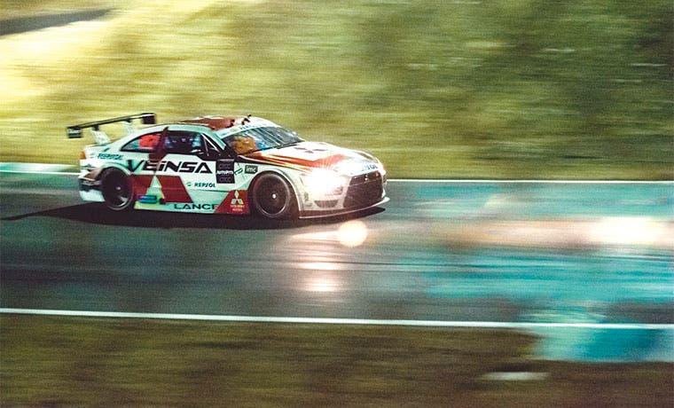 Noche de velocidad y revanchas