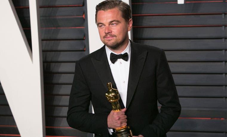 Al fin un Oscar para DiCaprio
