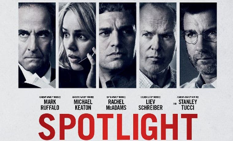 Spotlight estará de nuevo en las salas del Cine Magaly