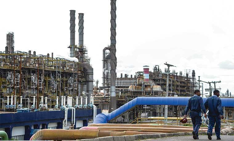 Fondos especulativos elevan las apuestas alcistas en el petróleo
