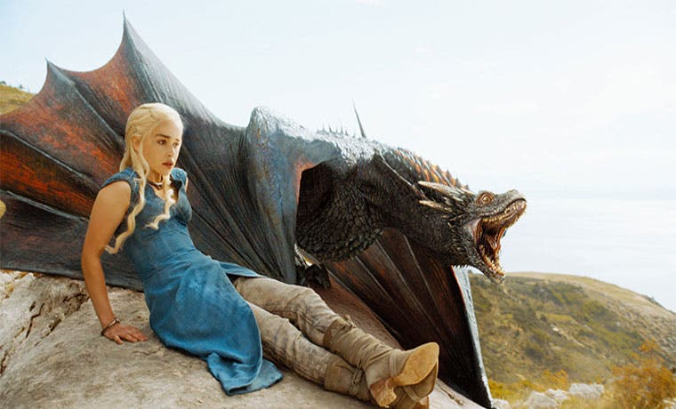 HBO lanza póster oficial de Game Of Thrones