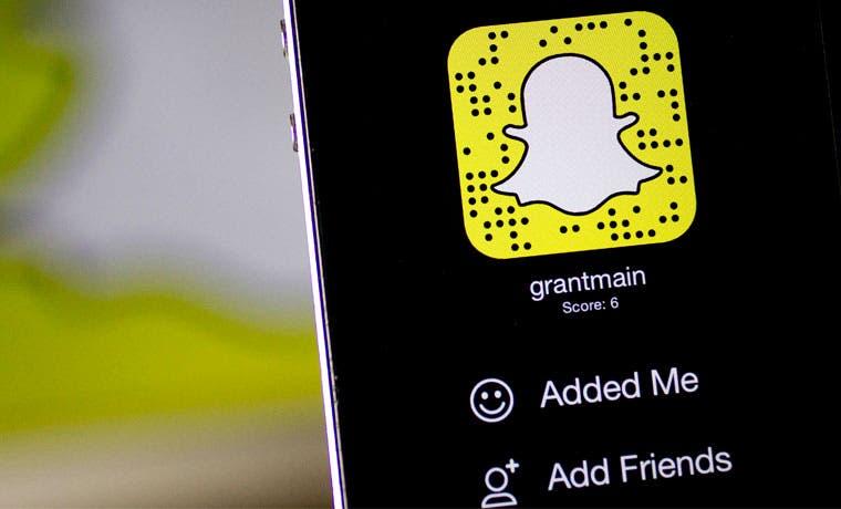 Snapchat tiene 8 mil millones de reproducciones de video al día