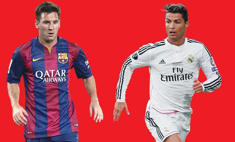 Real Madrid y Barça regatearon la crisis