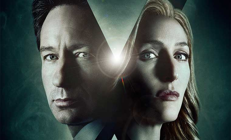 "Hoy se transmite la temporada completa de ""The X-Files"""