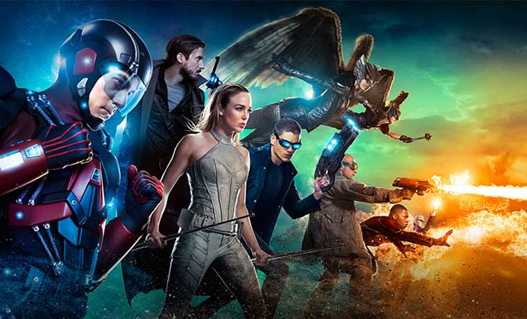 Héroes y villanos se apoderan de la televisión