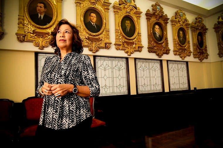 """Vilma Ibarra: """"Espero tener la sabiduría para retirarme a tiempo"""""""