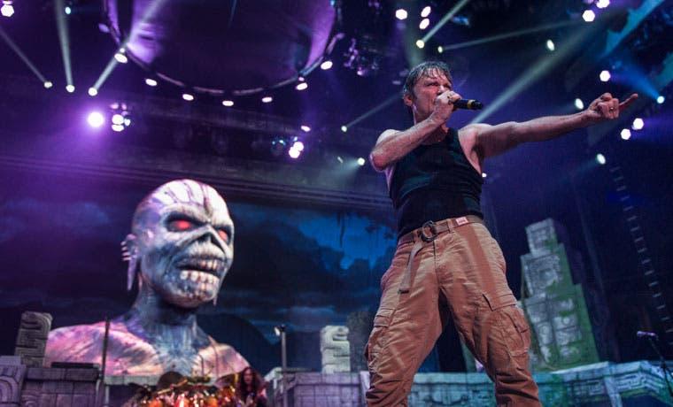 Aún quedan entradas para ver a Iron Maiden