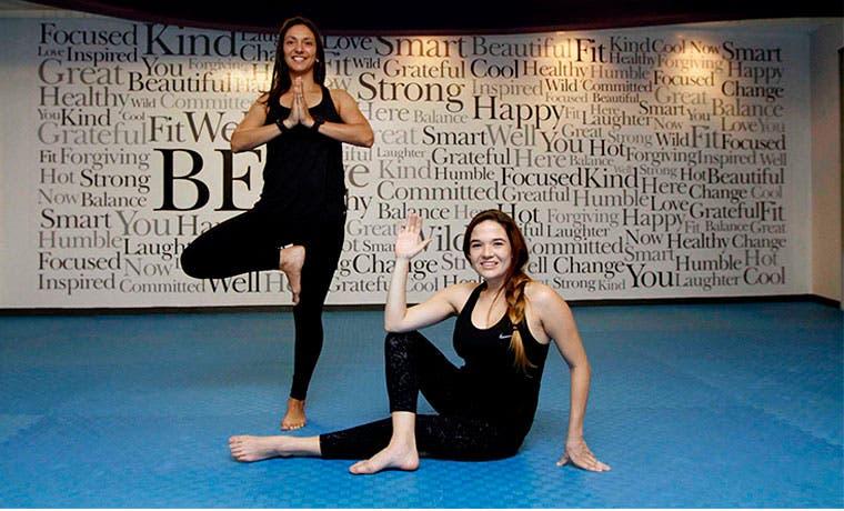 Nueva opción para practicar yoga