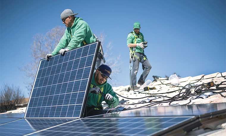 Energía solar se duplicará este año en EE.UU.