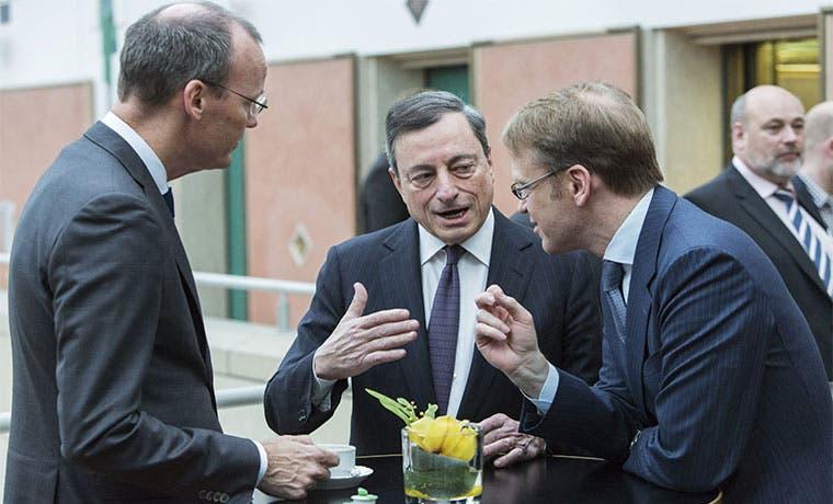Estímulo de Draghi no convence a la bolsa europea