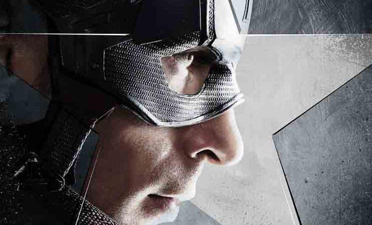 Vea el tráiler de Capitán América