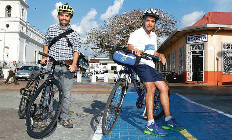 Iniciativas privadas impulsan uso de bicicleta para viajar a la oficina