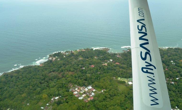 Sansa ofrece vuelos internos a $32 en Semana Santa