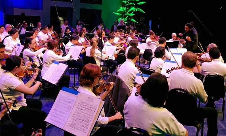 Orquesta Sinfónica Nacional dará concierto a bachilleres internacionales
