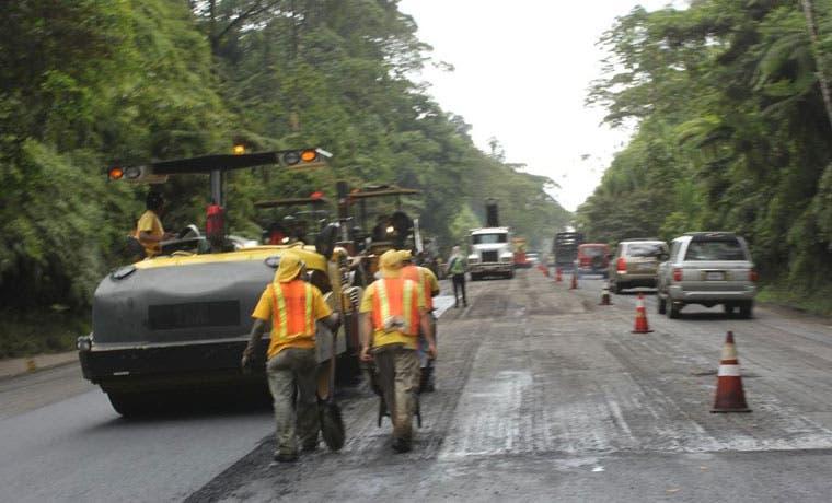 Rutas 32 y 36 con paso regulado por trabajos en la vía