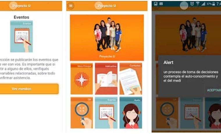 Lanzan aplicación móvil sobre servicios en universidades públicas