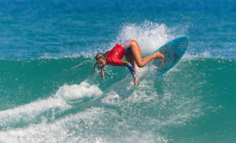 Playa Cieneguita debuta en el Campeonato Nacional de Surf
