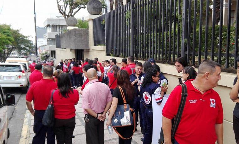 Cruz Roja cerca de lograr financiamiento que le salvaría de la quiebra