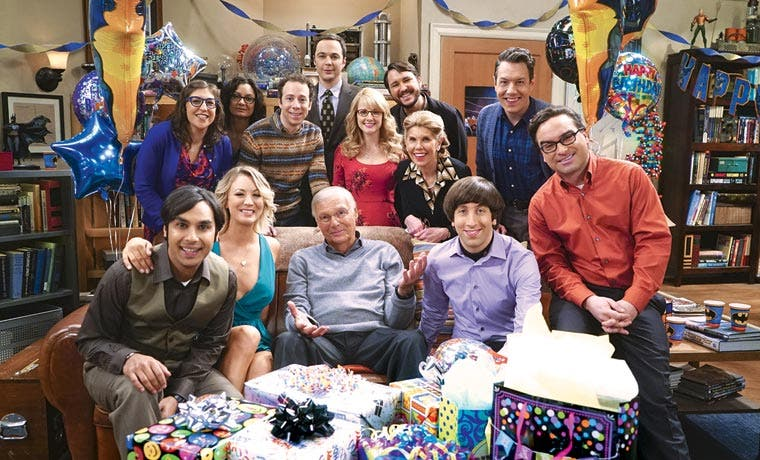 """The Big Bang Theory"" celebra 200 episodios"