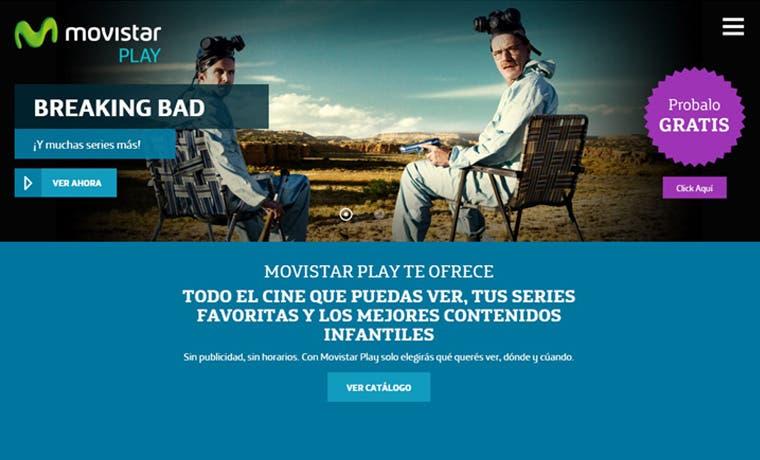 Movistar competirá con Netflix