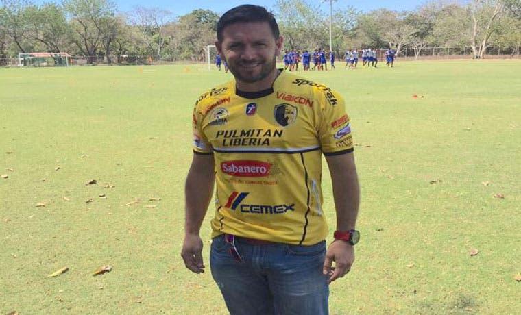 Rolando Fonseca, nuevo gerente General y Deportivo de Liberia