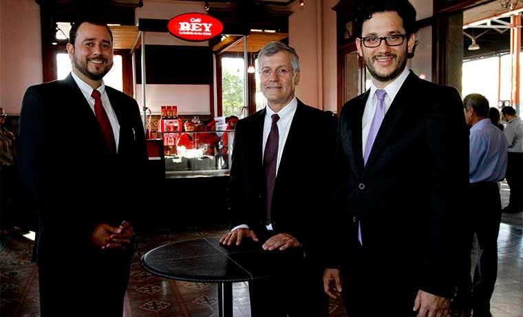 Café Rey se alía con Incofer para abrir cafeterías en estaciones de tren