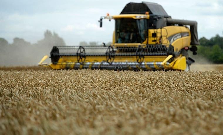 Cargamento de trigo señala ocaso del dominio americano
