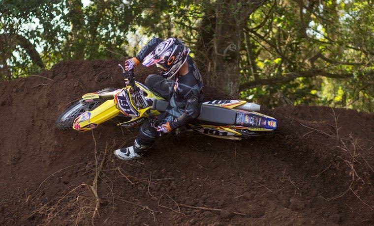 Campeonato de Motocross inicia el domingo