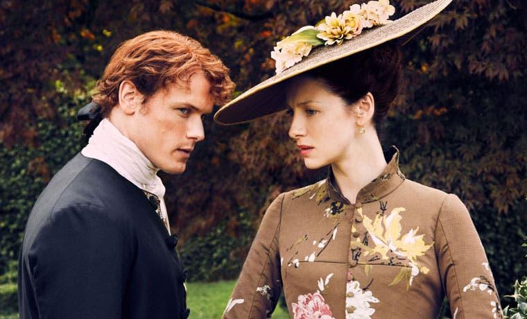 """Vea un adelanto de la serie """"Outlander"""""""