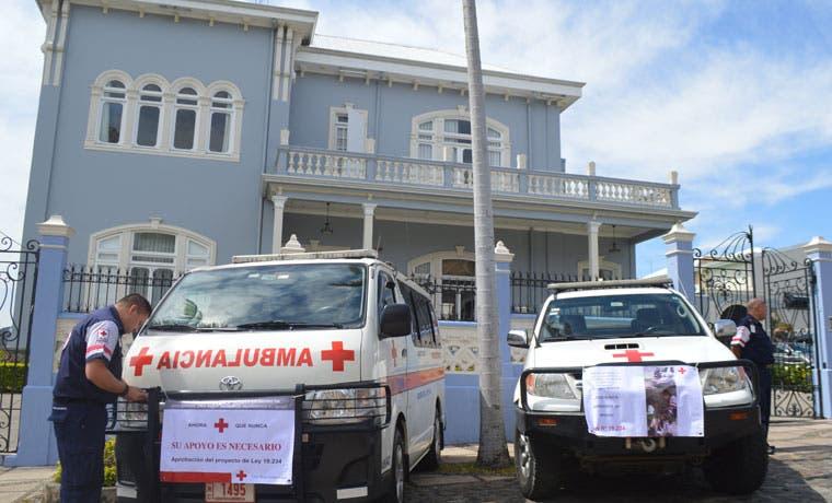 Cruz Roja se salvó de cierre técnico