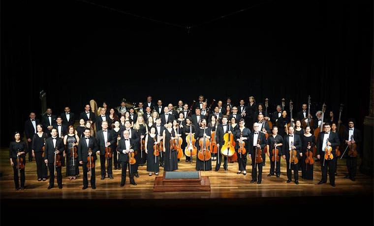 Orquesta Sinfónica Nacional a ritmo de tango