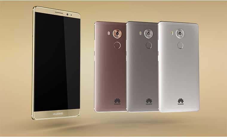 Despreocúpese de la batería con el Huawei Mate 8