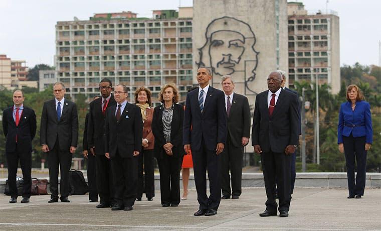 """Obama: """"El cambio va a llegar"""""""