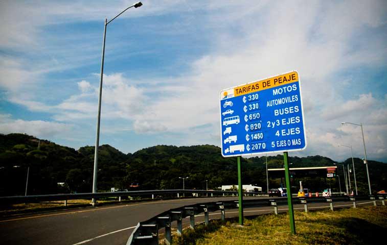 Ruta 27 tendrá carril reversible hacia San José hoy y mañana domingo